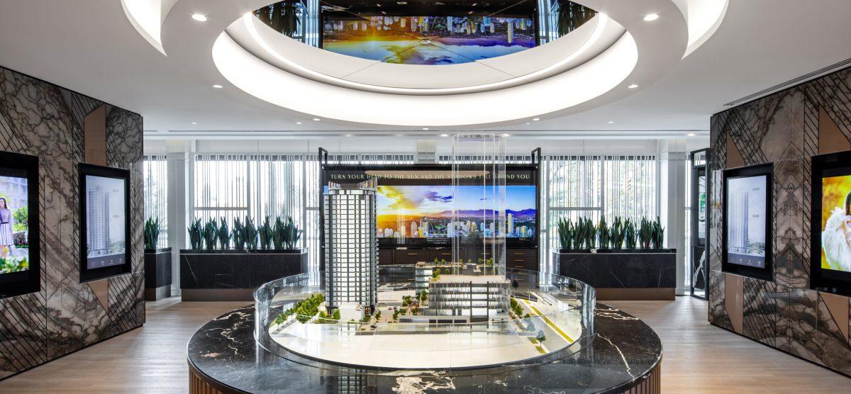Sun Tower Presentation Centre