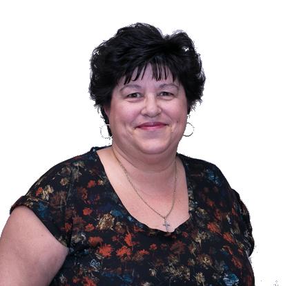 Teresa Speicher<br>Estimating/Project Management