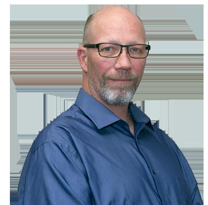 Dave MacDonald <br>Operations Director