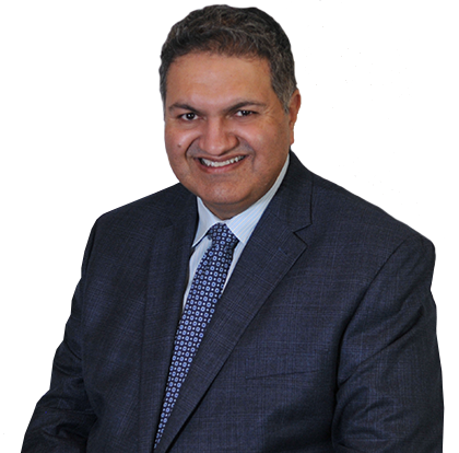 Dr. Harj Dhaliwal <br>Executive VP