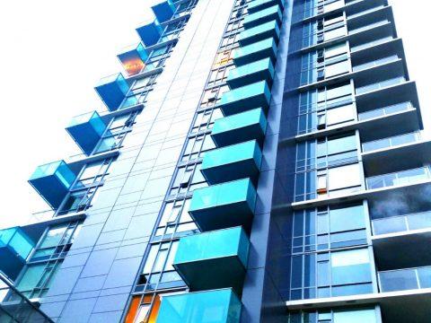 Davie Street Rental Tower